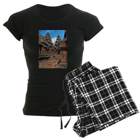 Banteay Srei Chandis Women's Dark Pajamas