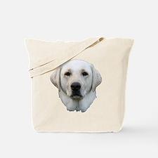 White lab 3 Tote Bag