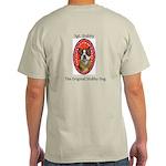 StubbyDog Logo & Sgt. Stubby Light T-Shirt