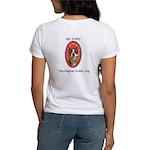 StubbyDog Logo & Sgt. Stubby Women's T-Shirt