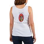 StubbyDog Logo & Sgt. Stubby Women's Tank Top