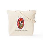 StubbyDog Logo & Sgt. Stubby Tote Bag