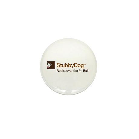 StubbyDog Logo Mini Button