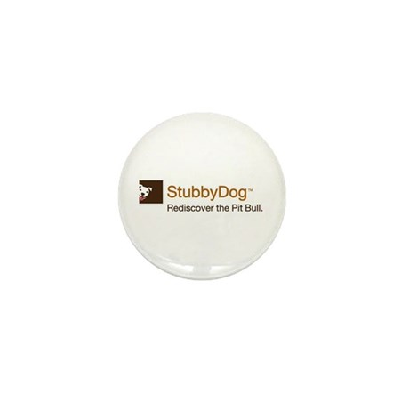StubbyDog Logo Mini Button (10 pack)
