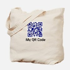 My own QR Tote Bag