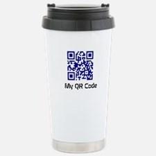 My own QR Travel Mug