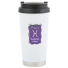 Pisces Travel Mug