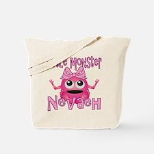 Little Monster Nevaeh Tote Bag