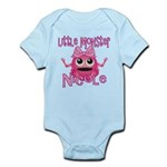 Little Monster Nicole Infant Bodysuit