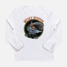 Musky hunter 8 Long Sleeve Infant T-Shirt