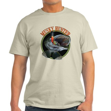 Musky hunter 8 Light T-Shirt
