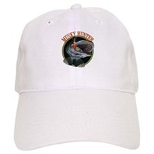 Musky hunter 8 Baseball Cap