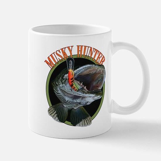 Musky hunter 8 Mug