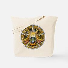 Samhain Pentacle Tote Bag