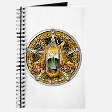 Samhain Pentacle Journal