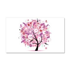 tree Car Magnet 20 x 12