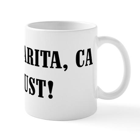 Santa Clarita or Bust! Mug