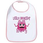 Little Monster Riley Bib