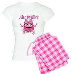 Little Monster Riley Women's Light Pajamas