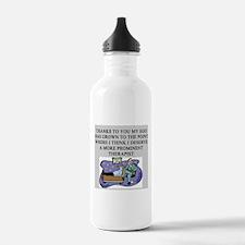 funny psychology psychiatrist Water Bottle