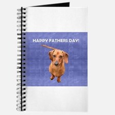 Fathers Day Dog Journal
