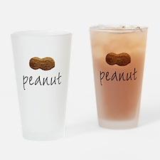 Peanut Pint Glass