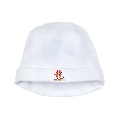 Chinese Astrology Dragon Sign baby hat