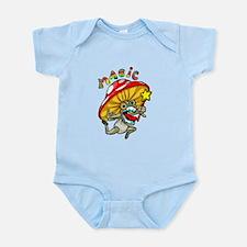 Cute Psychedelic Infant Bodysuit