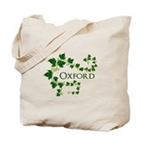 Oxford uk Regular Canvas Tote Bag
