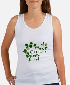 Oxford Women's Tank Top