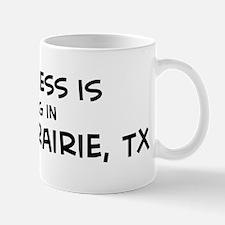 Happiness is Grand Prairie Mug