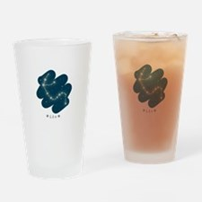 Cool Fortune telling Drinking Glass