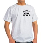 Property Of My Hot Wife Light T-Shirt