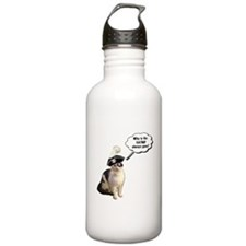 Pirate Cat Water Bottle