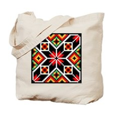 Folk Design 2 Tote Bag