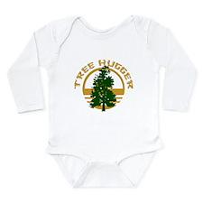 Tree Hugger Onesie Romper Suit