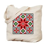 Folk Design 3 Tote Bag