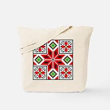 Folk Design 3 Tote Bag