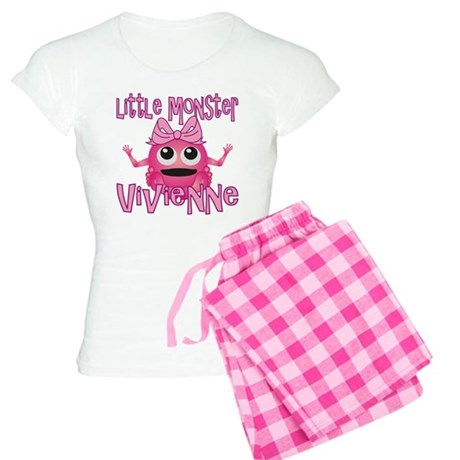 Little Monster Vivienne Women's Light Pajamas