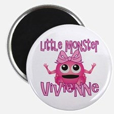 Little Monster Vivienne Magnet