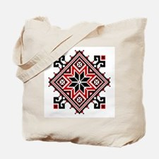 Folk Design 7 Tote Bag