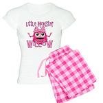 Little Monster Willow Women's Light Pajamas