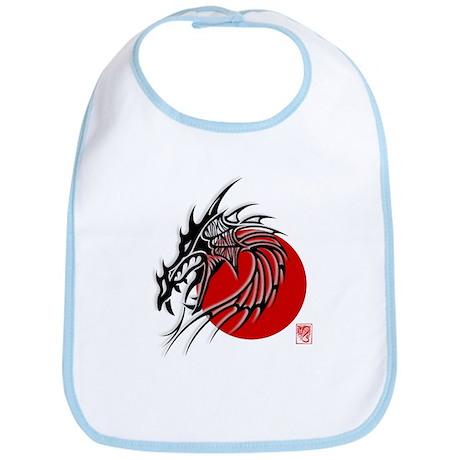 Chinese Zodiac Dragon Bib