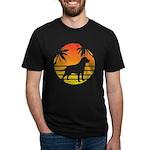 I Support Single Moms Long Sleeve Dark T-Shirt