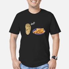 Potato French Fries Dad T