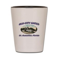 Old City Gates Shot Glass