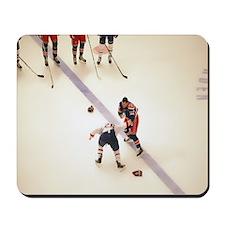 The Hockey Fight Mousepad