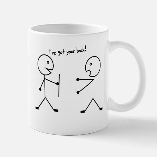 I've got your back Mug