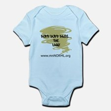 Cool Weed joint Infant Bodysuit