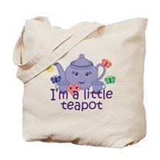Little Teapot Tote Bag